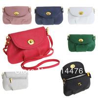 Free shipping 200PCS/Lot Women's Handbag Satchel Shoulder bag leather Messenger Cross Body Bag Purse Tote Bags dumpling wallet