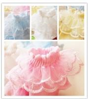 Free Shipping 2014 New Arrival Lovely Sweet Kid's Lace Socks Girl's Socks Children's Breathable Ankle Sock Holiday Gift