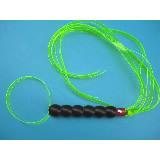 Adulto brinquedos sexuais sexo / verde / vermelho reflexivo Pisu chicote / mulheres cão punição escravo escravo ferramentas / chicote / chicote grosso(China (Mainland))
