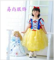 Children princess dress / Snow White dress / girls dress  / dress costumes / free shipping