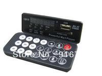 DC 12V Bluetooth digital audio MP3 decoding decoder board MP3 player + remote