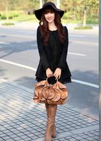 Duoyi ccdd2013 winter wool woolen overcoat woolen outerwear LA CHAPELLE