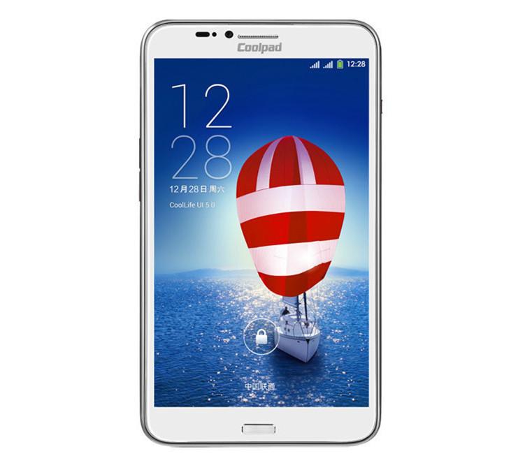 Coolpad 9976a 7 pouces. octa core téléphone mobile mtk6592 1.7 ghz 1920x1200 1200p 2gb ram. 8gb rom 13.0mp caméra