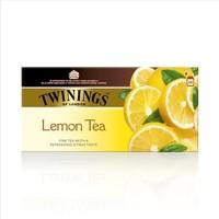 Free shipping Twinings lemon fruital black tea 25  wholesale
