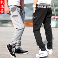 Spring 2013 men's casual pants sports pants men's clothing long trousers casual pants male