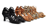 BBS-3A001  Adult dance shoes  with soft bottom latin dance shoes, high heeled dance shoes babylon shoes