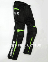 motorcycle pants KAWASAKI with removable cotton gall riding pants  drop resistance the warm wind Racing pants 137 KTM racing