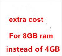 exttra fee for 8GB ram