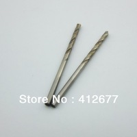 High-speed steel drill bit diameter drill 0.3MM-3MM  Aluminum metal wood plastic drill  Twist drill 16PCS/LOT free shipping