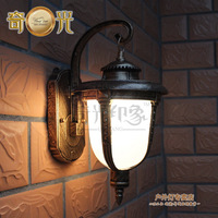 Outdoor lamp fashion wall lamp fishing lamp waterproof balcony wall lights vintage lamp led 5W E27 LED Bulb