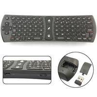 Rii Mini I24T 2.4Ghz Wireless 78 Keys Keyboard Mouse Combo