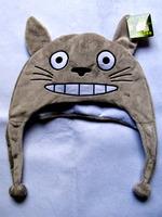 TOTORO Plush Hat Cap 16inches Cosplay Stuffed Anime Manga Gift TOHT0001
