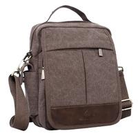 2014 men canvas bag,fashion messenger bag,casual sports outdoor handbag,free shipping