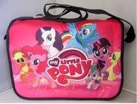 Anime My Little Pony rainbow Pony four worn fashion one shoulder leisure packages