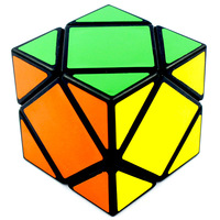 LanLan Skewb Cube Black Speed Cube Magic Cube Skweb  Puzzle
