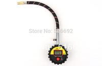 Auto Motor Car Truck Bike  Digital Tyre Tire Air Pressure Gauge Digital  Meter Vehicle Tester