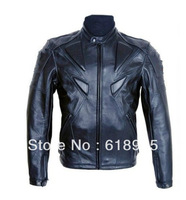Free shipping 1 Piece racer Brand motorcycle racing PU leather jackets with protection t4