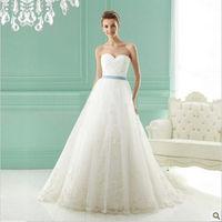 2013 New Ivory Wedding Dress Bridal dress custom size 6 8 10 12 14 16++