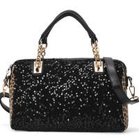 Europe leopard shoulder bag pu handbag new fashion bags ladies handbag women casual clutch bag tote hand bag