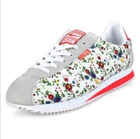2014 spring and autumn sneaker for women bullet candy color beautiful female shoes