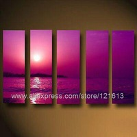 Modern Abstract Huge Wall Art On Canvas Oil Painting Canvas Paintings Realistic Landscape Traditional Background Hand Pai
