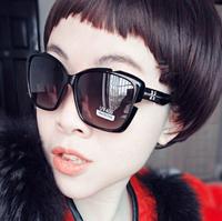 Rubric 9048 size sunglasses black sunglasses rivet large sunglasses