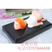 Funny toys shock toys toy novelty electric toy big pen young girl 2