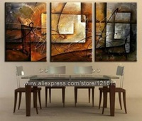 Hand Painted Modern Abstract Art Wall Deco Canvas Oil Painting Cheap Artwork For Home Store Decoration Art Buyers High Qu