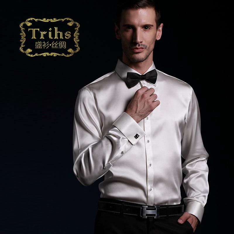 French Cuff Formal Dress