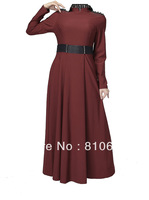 Islamic TURKISH Women's JILBAB , Coat TK-095  Series(MOQ: 5 Pieces) ,(Abaya , Jilbab, muslim woman's cloth )
