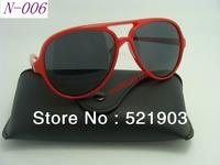 men women fashion brand 4125 model design sunglasses classic 12colors glasses come with box free shipping