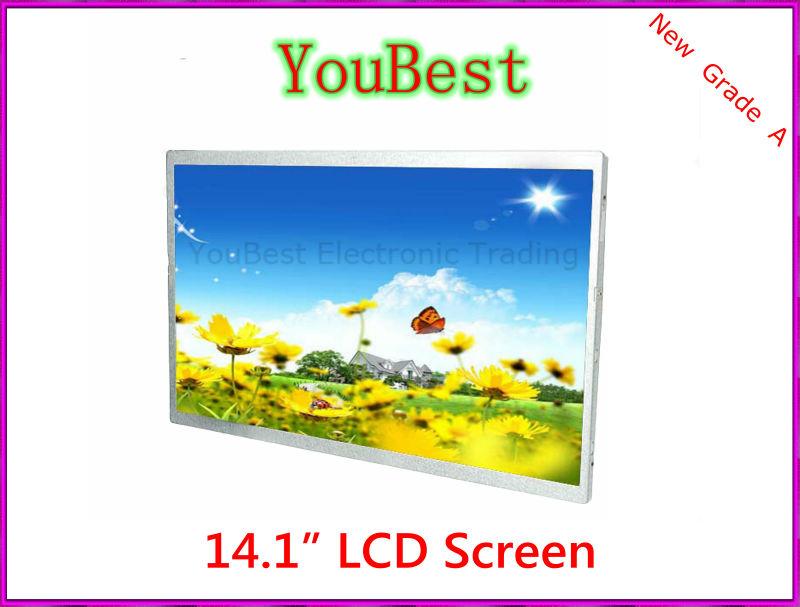 "14.1"" WXGA Laptop LCD Screen For HP PAVILION DV2171CL DV2110RS Display Panel(China (Mainland))"