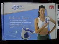 Relax & Tone electric massager / push fat massage broken fat massager, 5 heads = 1300 g appliances