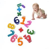 Kids Magnet Fridge Stick Toddlers Early Education Learning Mini Toys Mathematics Drop Free Shipping