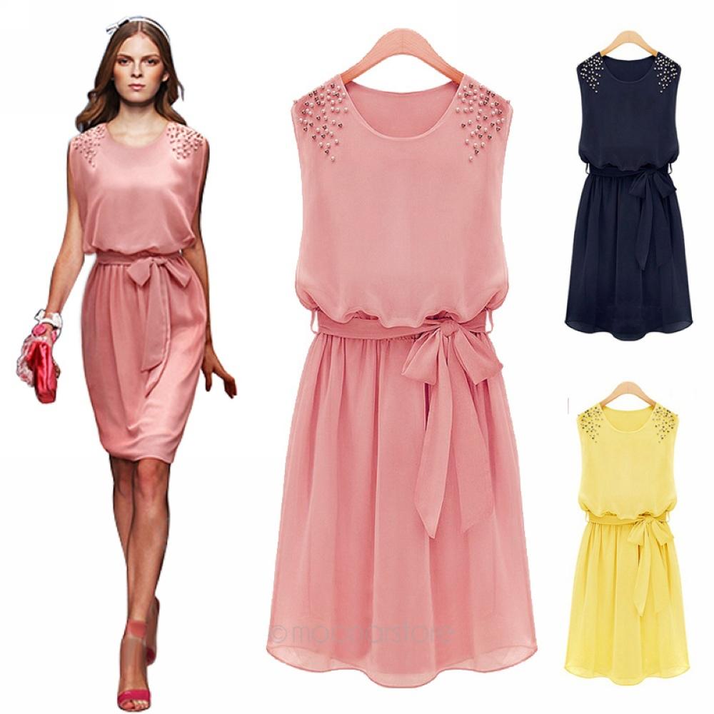 Мода На Шифоновые Платья