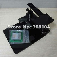hight quality Plexiglass BDM FRAME ,can use on BDM100 programmer , CMD,ETC. BDM FRAME with Adapters Set