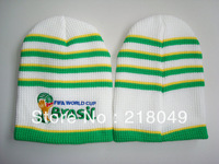 2014 Brazil Word Cup New Arrived Knit Beanies Hats Fashion Caps
