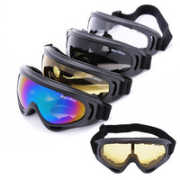 New X400 UV Protection Outdoor Sports Ski Snowboard Skate Goggles Motorcycle Off-Road Cycling Goggle Glasses Eyewear Lens