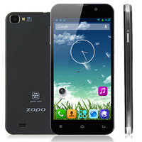 New arrival Original ZOPO ZP980+ MTK6592 Octa Quad Android phone 14MP Back camera 1G RAM+16G ROM WCDMA 3G Phone