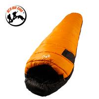 free shipping  thickening adult sleeping bag outdoor thickening sleeping bag autumn and winter camping sleeping bag