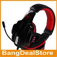 New Arrival Original Somic E-95 V2012 E95 5.1 USB Stereo Headphone With Mic E95 V2012 Gaming Headset