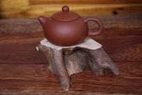 Teapot stow-wood baidunzi natural handmade eco-friendly coasters wood logs of wood cup holder tea set ceramic