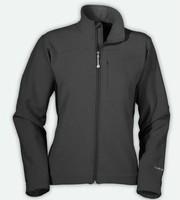 The Women Denali Apex Bionic SoftShell Windstopper Jacket Winter Woman For Winter Coats Black Grey White S-XXL