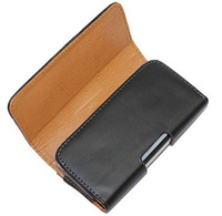 2014 New Smooth pattern PU Leather Phone Belt Clip for star h3000 Cell Phone Accessories Pouch Bags Cases