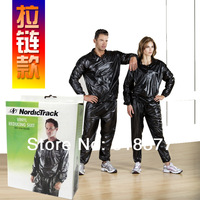 Free Shipping Weight Loss Sauna Suit Sweating Clothing Sauna Service Slimming