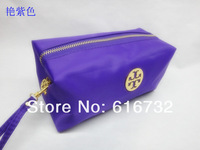 New 2014 Women Cosmetic Bag Waterproof Handbags Fashion & Simple Clutch Package,Candy Color Collection Bag Travel Bags