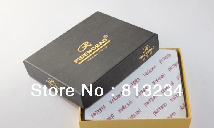 Packing box for wallets(China (Mainland))