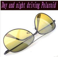 free shipping brand new fashion Men polarized lens driving glare night vision goggles