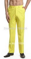 2014 Direct Selling New Cotton Active Denim Regular Classic Details About Concitor Men's Dress Pants Trousers Flat Front Slacks
