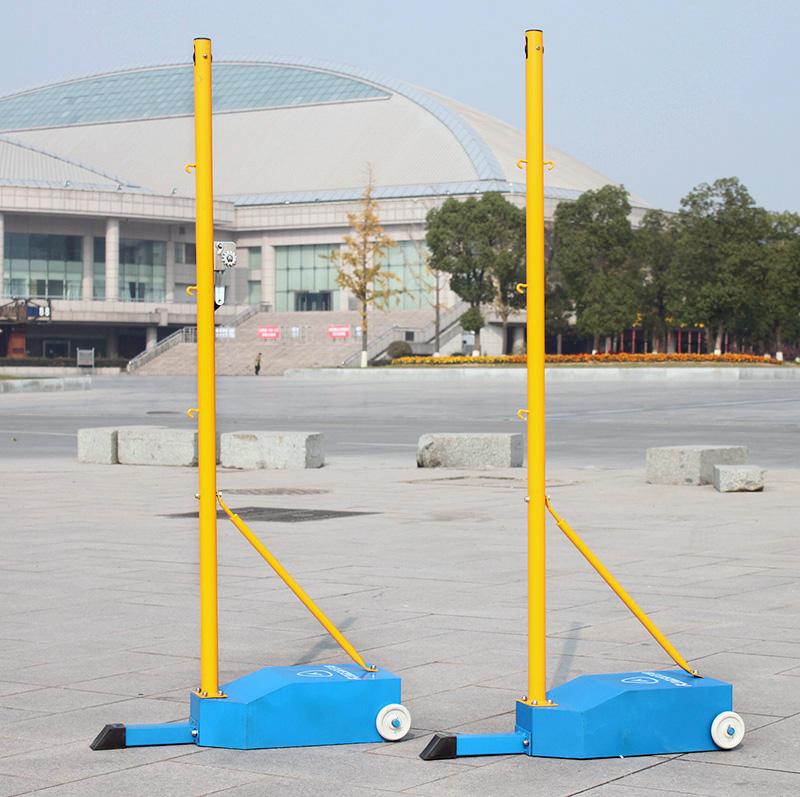 Badminton rack portable badminton net frame standard badminton net post wrist support sweat absorbing belt ball(China (Mainland))